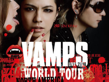 Vamps LA October 1st, 2010