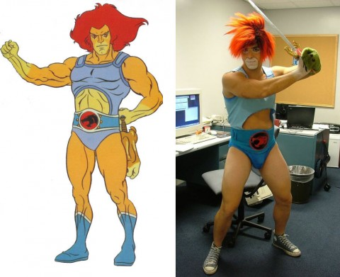 Thundercat Costumes on Cosplay Fails   Kawaii Kakkoii Sugoi