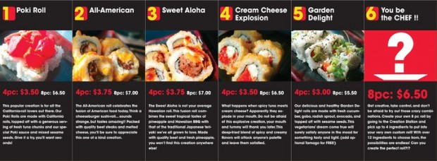 Offer Up Los Angeles >> Yatta-! food truck gives sushi a different taste... - Kawaii Kakkoii Sugoi
