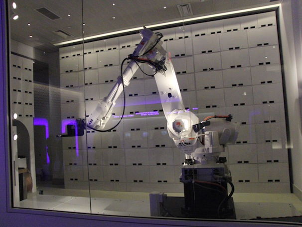 Yotel Bringing Capsule Hotels Robots To New York City