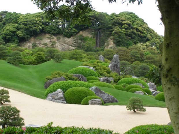 Zen garden pictures and the world of karesansui kawaii for Zen garden designs plan