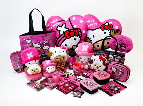 7c9c42ba1 To maintain an edge on the competition and to stay relevant among  consumers, Sanrio must always keep adjusting the marketing mix in order to  satisfy the ...