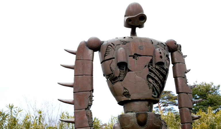 THE GHIBLI MUSEUM HOW TO // GUIDE!