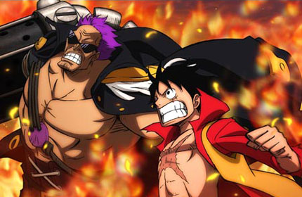 One Piece Film Z Coming to 5 Asian Countries