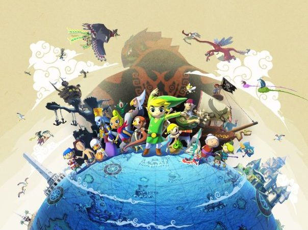 Wind Waker HD Out in Japan September 26th!