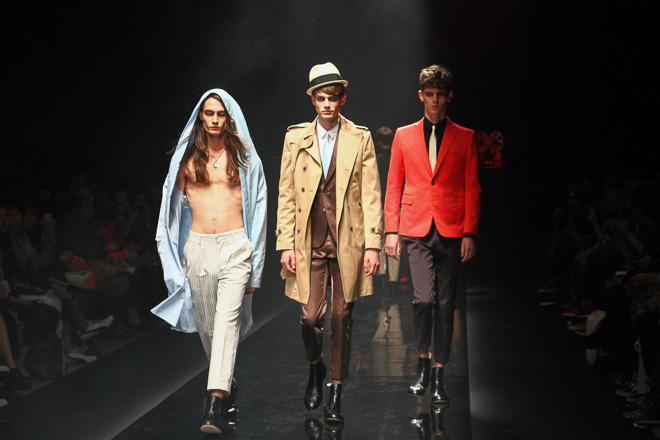 Patchy Cake Eater's Spring/Summer 2014 Collection Inspired by Lupin The Third
