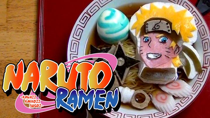 How to Make Naruto Ramen
