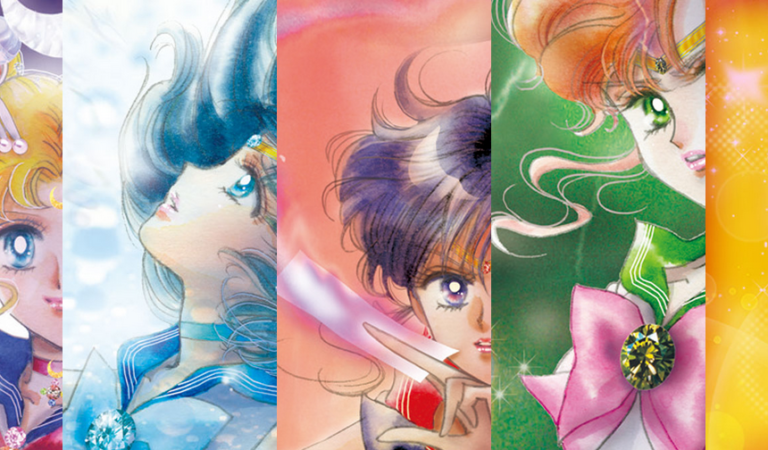 New Sailor Moon Anime to be Released Worldwide in July