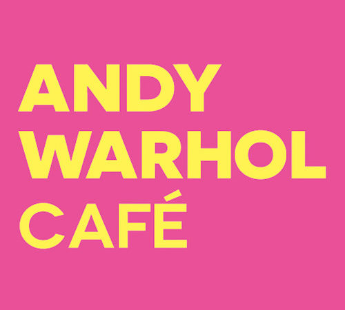 Andy Warhol Café in Roppongi Hills