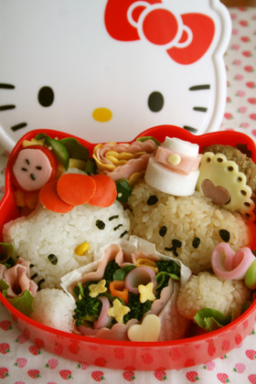Helly Kitty x Cookpad Collaboration Event in Shibuya