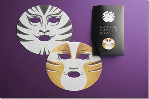 Cats, The Musical Face Pack