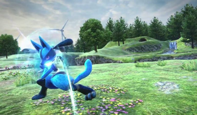 Pokkén Tournament, the Pokémon fighting game we've been waiting for…