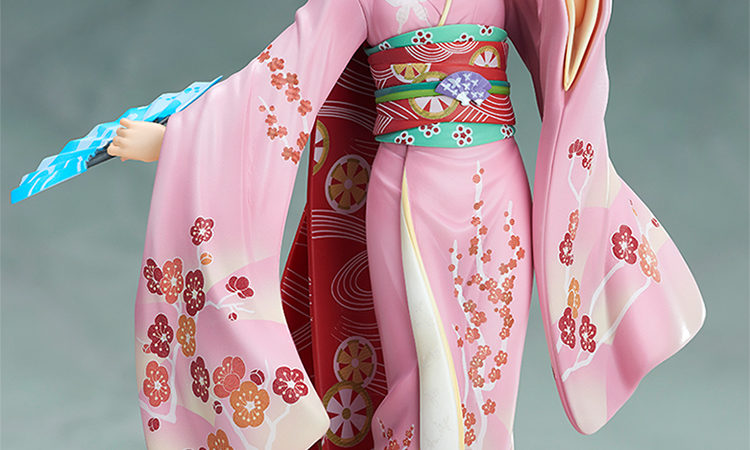 Mami Tomoe Yukata 1/8 scale Figure set for pre-order, Sayaka and Kyoko Yukata designs revealed