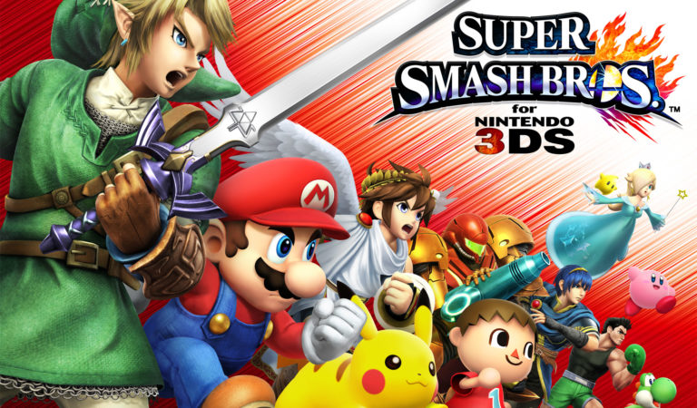 Super Smash Bros. 3DS Demo to be released on September 19th