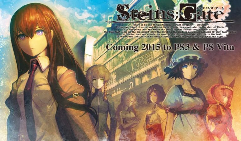 Steins;Gate Coming to PS3 and PS Vita 2015