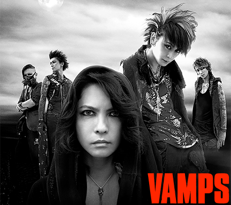 #VAMPS2015LVJ – VAMPS Take Over Social Media Fan Project!