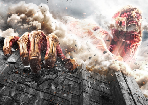 """FUNimation Entertainment Announces Distribution Of """"Attack on Titan"""" Live Action Movies Throughout The Americas"""