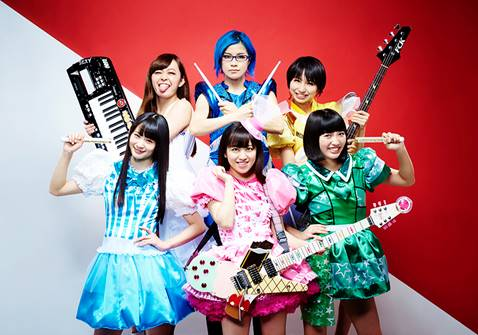 """Flamboyant All-Girl Pop Rock Band Gacharic Spin Plays West Coast Show In San Francisco In Support Of Latest Single """"Don't Let Me Down"""" Featured On Dragon Ball Kai Anime Series"""