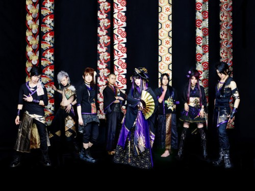 WagakkiBand To Perform at Nippon Budokan in the beginning of 2016