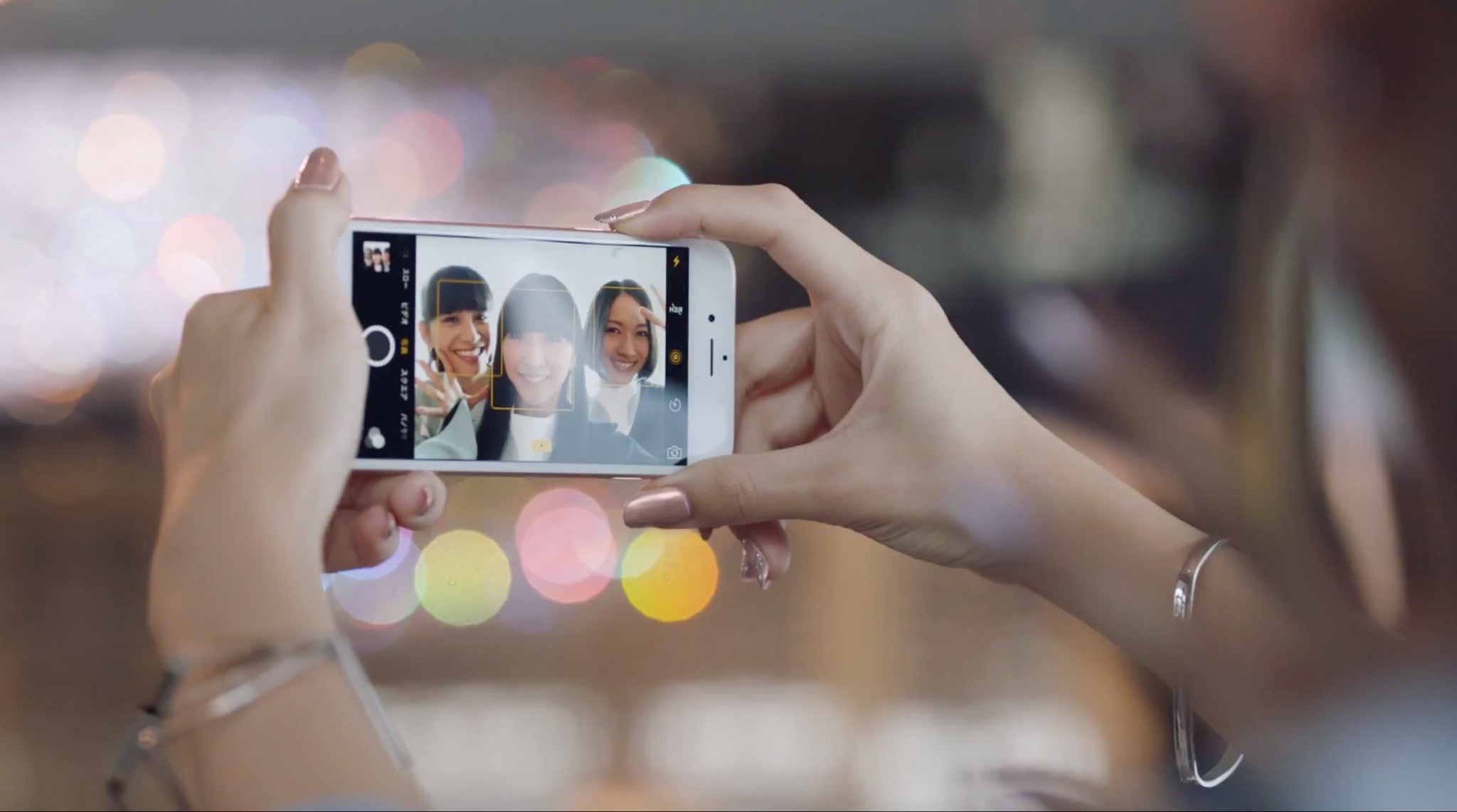 iphone 6 commercial perfume appears on the official iphone 6s 11310