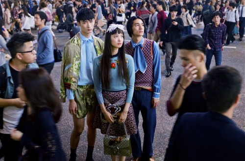 GUCCI CRUISE COLLECTION 2016 – FROM NEW YORK TO TOKYO