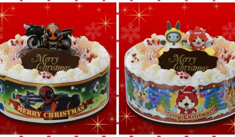 "Bandai's ""Kyara-Deco"" Christmas Cakes 2015!"