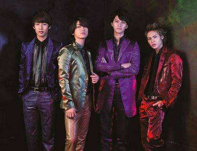 KAT-TUN announces 10th anniversary dome tour and best-of album