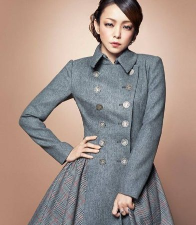 Amuro Namie to sing theme song for NHK's broadcast of Rio Olympics & Paralympics.