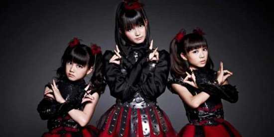 BABYMETAL drop PV for 'THE ONE'
