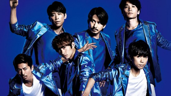V6's new song is written and composed by Hata Motohiro