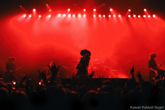 [LIVE REVIEW] the GazettE in Los Angeles, WORLD TOUR 16 DOGMATIC -TROIS-, 05/03/2016