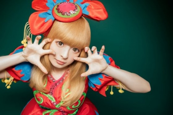 Kyary Pamyu Pamyu Announced All Night Special Live in Hawaii