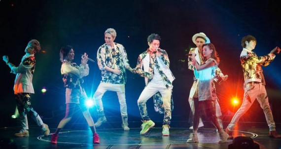 AAA to hold their first dome concert