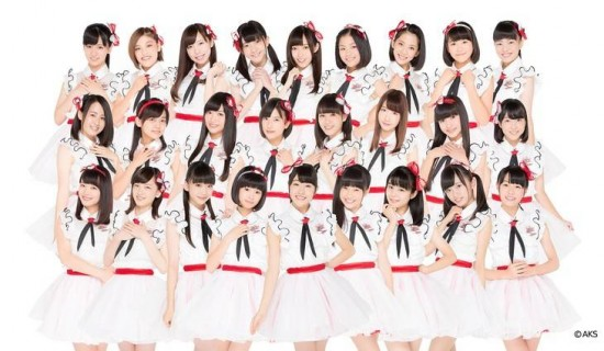 NGT48 to make their major debut from Ariola Japan