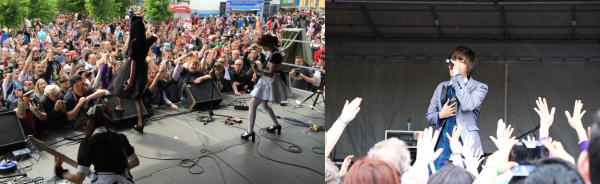 BAND-MAID and Amatsuki Rock Biggest MCM London Comic Con Yet