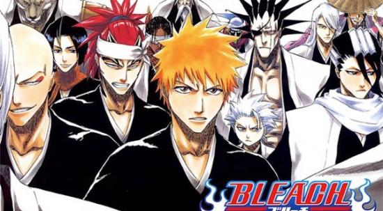 """""""Bleach"""" Manga To End August 22"""
