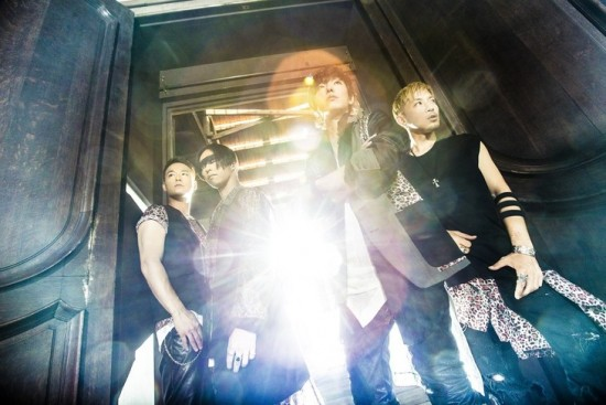 "SPYAIR Provides Theme Song for New ""Gundam"" and Announces Tour Dates"