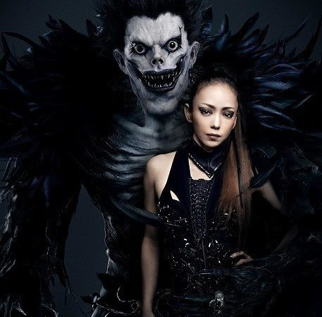 Death Note Meets Namie Amuro