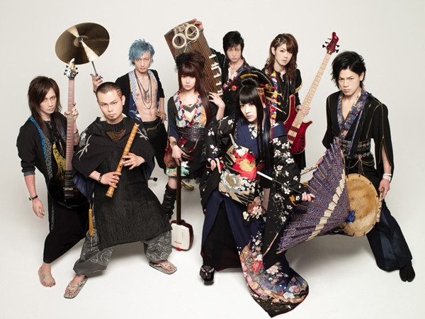 Wagakki Band's Olympic 2016 Theme Song!