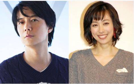 Fukuyama Masaharu & Fukiishi Kazue expecting their first child