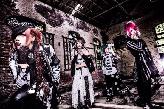 Visual Kei Band Rides In ReVellion To Perform at Anime U.S.A.
