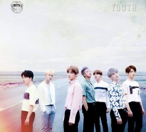 "BTS' 2nd Japanese Album ""Youth"" Topped Oricon Weekly Chart"