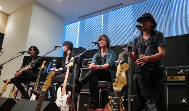 [EVENT REPORT] FENDER×PARTY ZOO TALK EVENT