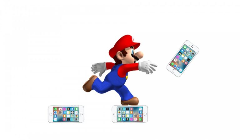 Super Mario Run Is Going Mobile