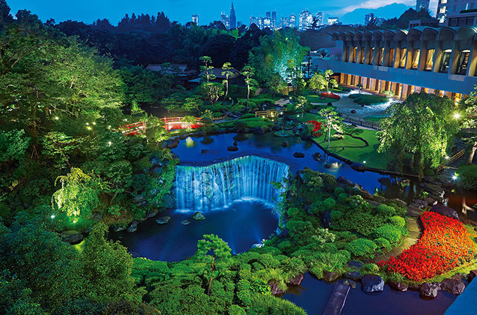 2016 recommended illumination spots in Japan.