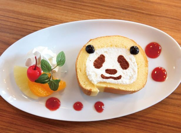 The Best Tokyo character cafe with cute food and limited merch in Tokyo.