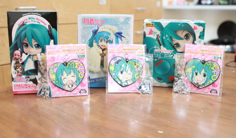 Today is MIKU Day!