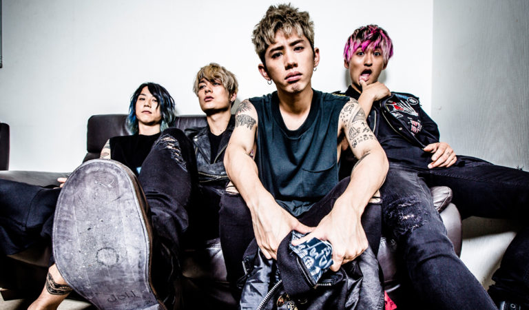 """ONE OK ROCK ANNOUNCE """"AMBITIONS U.S. TOUR 2017"""""""