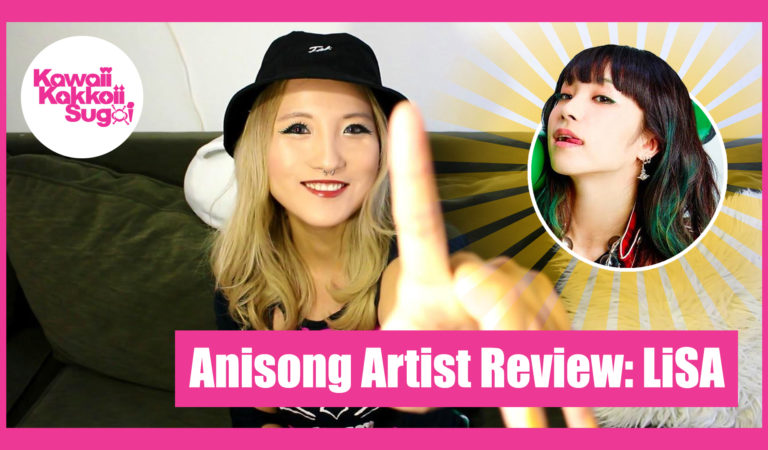 Risa's Anisong Artist Review Viedo