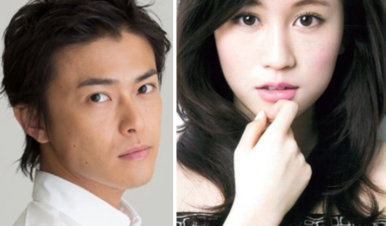 Former AKB48 Ace Atsuko Maeda Reportedly Dating Actor Ryo Katsuji